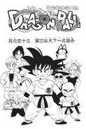 Capitolo 113 (DB) Cover Kanzenban