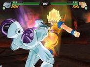 Goku ssj vs Freezer Budokai Tenkaichi