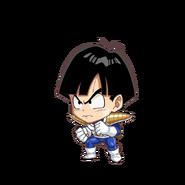 Jumputi Tremendous Hidden Potential Son Gohan
