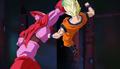 PTETS - Hatchiyack vs Goku