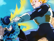 Vegeta Vs Cell Jr.png