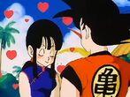 137 proposing goku