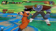 Goku vs Burter Budokai Tenkaichi 3