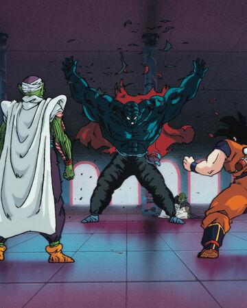 Garlic Jr Vs Goku Y Piccolo Dragon Ball Wiki Hispano Fandom Dead zone , and the garlic jr. garlic jr vs goku y piccolo dragon