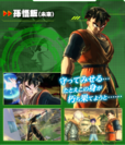 Future Gohan XV2 Character Scan