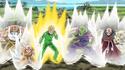 Power up Z-warriors Fnf