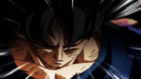 Réapparition de Goku Migatte No Gokui !