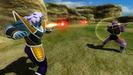 Ginyu and Frieza Soldier attacking Zenkai Royale