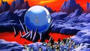 Bola de Cristal del infierno