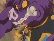 Lord Yao vs Goku junior