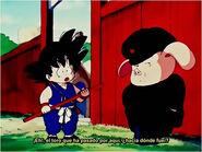 Oolong vs Goku