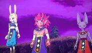 Dioses de la Destrucción Avatares SDBHBM5