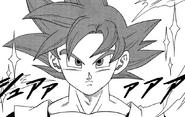Dragon ball super manga cap 4 - goku super saiyan god