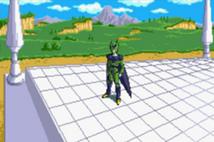 Juego de Cell en videojuegos