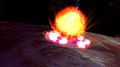 XV - Supernova vs. Planet Vegeta