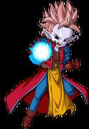 Zen AvatarHeroe Kaio-Shin (Super Clase)