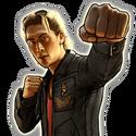 Dragonball Evolution - Character Portrait - Yamcha