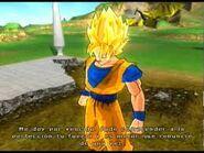 Goku ssj máx poder-Budokai tenkaichi 3