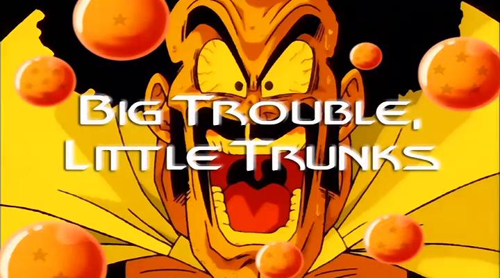 Big Trouble, Little Trunks