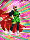 Dokkan Battle New Hero of Satan City Great Saiyaman japanese card (Adolescent Gohan - Great Saiyaman Suit UR)