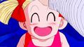 Marron smiling