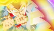 SuperTrunks Hikari Sword 2