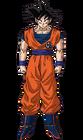 Goku Traje DB Super