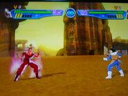 Goku vs Vegeta budokai hd