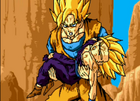 Gohan beating by cell