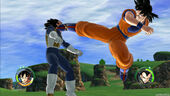 RB 2 - Goku VS Vegeta