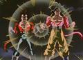 Super Saiyan 4 Vegeta - Power Ups