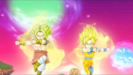 DB Fusions EX-Fusion Dance Broly & Goku (Opening Cutscene - Sion)