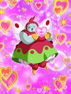 Dokkan Battle Advent of Beautiful Love Super Ribrianne card