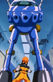 GreenBoyDefenseRobot