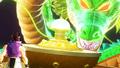 DBXV2 Conton City Dragon Ball Pedestal (Summoning Shenron)