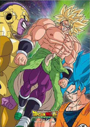Broly SS Puzzle