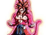 Super Full Power Saiyan 4 Genkai Toppa