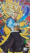 Vegeks Xeno Super Saiyajin