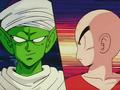 Piccolo vs Krillin