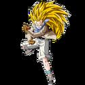 Trunks (Super Saiyan 3) (Artwork)