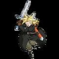Trunks - Xeno (Longs Cheveux) (Super Saiyan) (Artwork)
