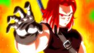 Trunks Xeno Super Saiyan Dios