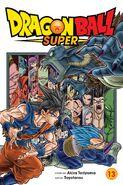 Dragon Ball Super Volume 13 Eng Viz Cover