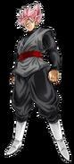 El Supersaiyano Rosado de Goku Black en DB Dokkan Battle