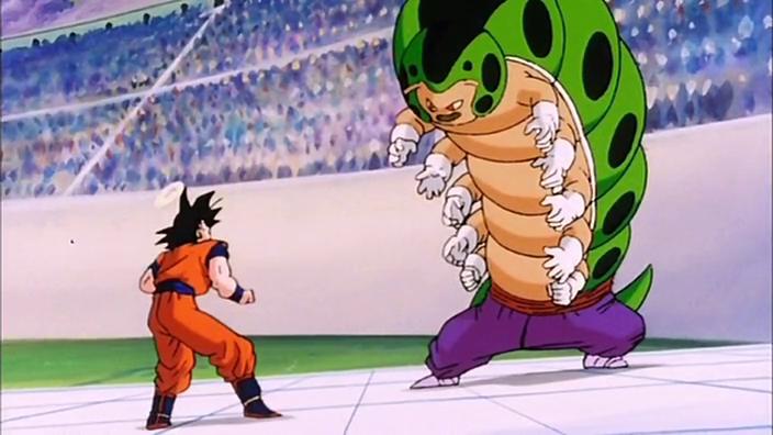 Dragon Ball Z épisode 196