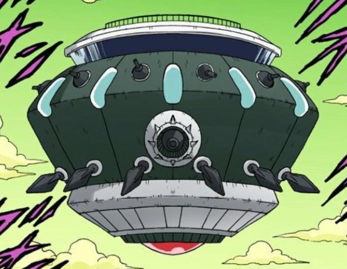 Astronave di Molo