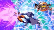 Dragon Ball FighterZ Hit vs Goku