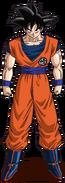 Goku senza sfondo