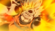 Super Esfera de Poder del Dios de la DestrucciónGoku3