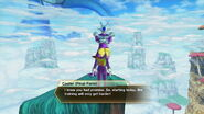 Xenoverse - Cooler's comment on the Cooler's Armored Squadron armor 2